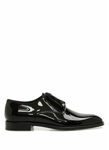 Givenchy %100 Deri Smokin Ayakkabı Siyah